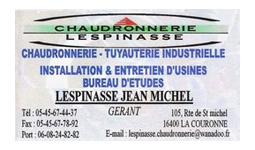 Chaudronnerie LESPINASSE